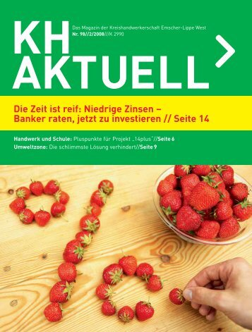 Die Zeit ist reif: Niedrige Zinsen – Banker raten, jetzt zu investieren ...
