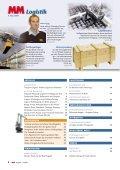 Top Produkt Handel 2009 - MM Logistik - Vogel Business Media - Seite 4