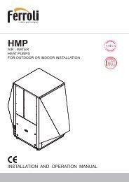 HMP - Ferroli