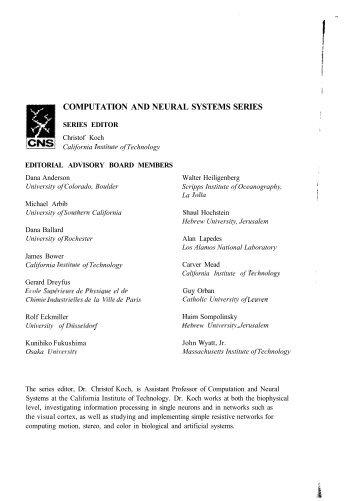 Neural Networks Algorithms, Applications,and ... - preterhuman.net