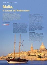 Malta, el corazón del Mediterráneo - Revista Cesvimap