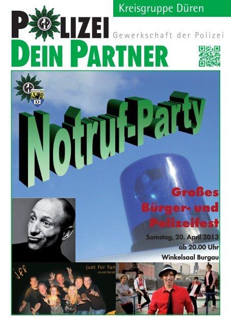 dueren 2013 - bei Polizeifeste.de