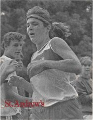 Notes from the Alumni Office - Saint Andrew's School Archive - St ...