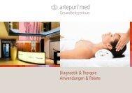 Diagnostik & Therapie Anwendungen & Pakete - Hotel meerSinn