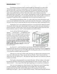 Tabernacle - NetBibleStudy.com