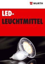 LED-Leuchtmittel - Würth