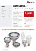 LED-Leuchtmittel - Würth - Seite 2