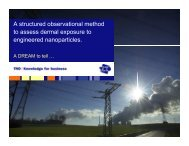 A structured observational method to assess dermal exposure to ...
