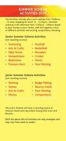 summer scheme - Visit Ballymoney - Page 6