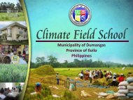 Climate Field School - Asia Pacific Adaptation Network