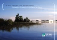 Cultivating Learning in a Changing World - Water Resources Center ...
