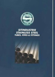 stainless steel tubes, pipes & fittings