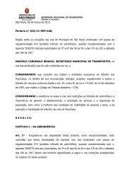 Portaria SMT GAB 024-12 - CET