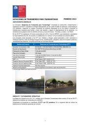 Informe Mensual Febrero - Coordinación de Concesiones de Obras ...
