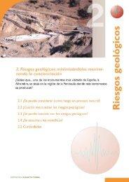 Riesgos geológicos - Año Internacional del Planeta Tierra