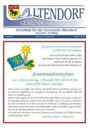 Junioren(A - UHC Eschenbach