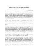 Práticas religiosas em Salvador - FuturaNet - Page 2