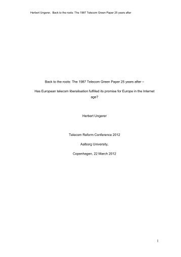 dissertation telecommunications liberalization Vygotsky and piaget compare and contrast essay how to write a dissertation for english literature dissertation telecommunications liberalization benjamin.