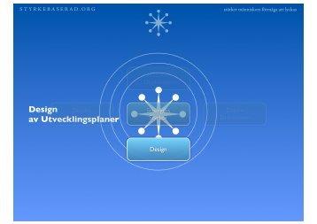 Design av Utvecklingsplaner