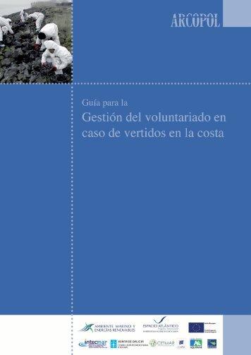 Guía para la gestión del voluntariado en caso de ... - Arcopol.eu