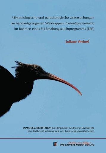Mikrobiologische und parasitologische Untersuchungen an ...
