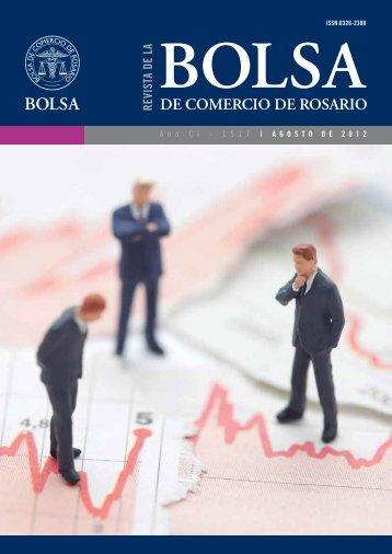 RevistaAgostoBCR Para web - Bolsa de Comercio de Rosario