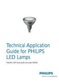 Cree PAR38-A - Philips Lighting
