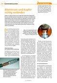 Aluminium und Kupfer richtig verbinden - Gustav Klauke GmbH - Seite 2