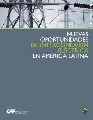 nuevas oportunidades de interconexión eléctrica en ... - Publicaciones