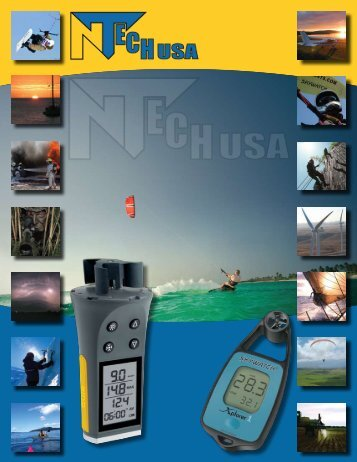 2011 Catalog - NTech USA