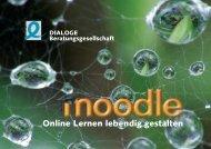 Präsentation der Nutzung von Moodle für ... - Peter Adler