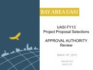 031413 Agenda Item 5 Approval of FY13 Hub Projects Appendix A