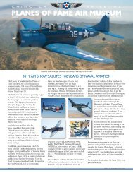 2011 air show salutes 100 years of naval aviation - Planes of Fame