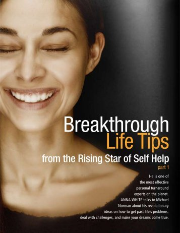 Breakthrough Life Tips - Goal Setting Guide