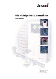 Die richtige Dosis Fortschritt - Lutz-Jesco GmbH