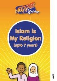 Islam is My Religion - Hujjat Workshop