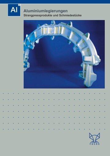 AI Aluminiumlegierungen - Otto Fuchs KG