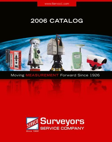 2006 CaTaLOG - Leica Geosystems