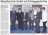 hans strom - Haller Industriebau GmbH