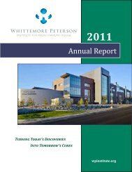 Download PDF file - Whittemore Peterson Institute for Neuro ...