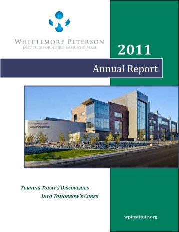 Download PDF file - Whittemore Peterson Institute for Neuro ...