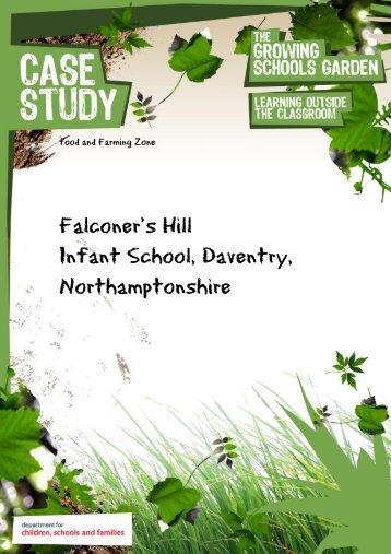 Falconers - The Growing Schools Garden