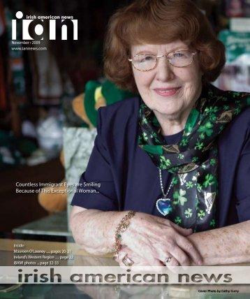 November 2009 - Irish American News