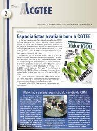 Boletim - Setembro 2004 - CGTEE