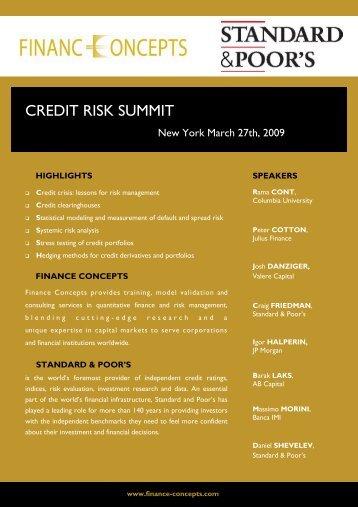 registration form - Finance Concepts