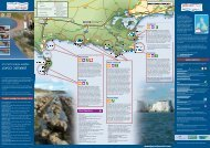 Jurassic Coast explorer leaflet - Heart of Devon