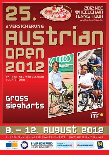 s Versicherung Austrian Open 2012