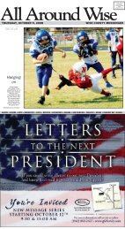 Hanging on - Wise County Messenger