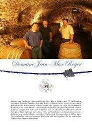 Domaine Jean-Max Roger - winogrono.de