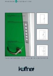 Küffner-Zargentastatur